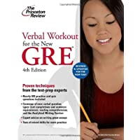 Verbal Workout for the GRE, 4th Edition: Revised and Updated for the New GRE