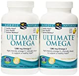 Nordic Naturals Ultimate Omega, 1,000 mg Fish Oil, 240 Soft Gels