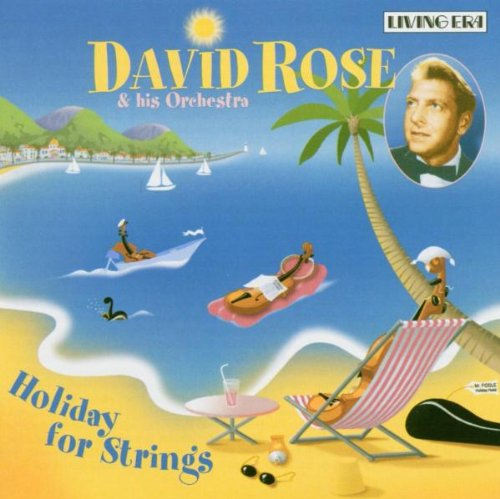 Holiday for Strings by Asv Living Era