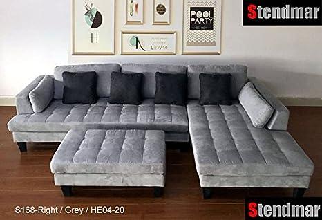 Amazon.com: S150RG conjunto de sofás de 3 piezas ...
