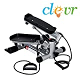 Clevr Twister Stepper Step Machine Cardio Fitness Trainer Stair Climber Exercise For Sale