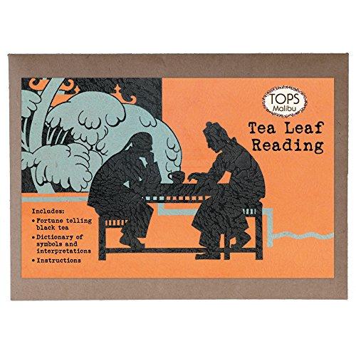 TOPS Malibu Tea Leaf Reading Kit in Envelope