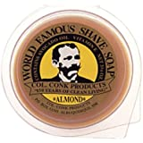 Col. Conk Almond Shaving Soap 3.75 Ounce Large