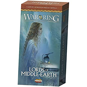 War of the Ring Second Edition - Lords of Middle Earth Expansion