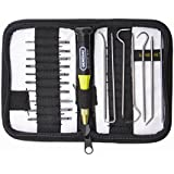 General Tools 63517 Pick and Screwdriver Set with Pouch