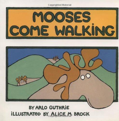 Mooses Come Walking pdf