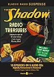 The Shadow: Radio Treasures (Classic Radio Suspense)
