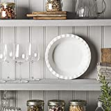 Wm Bartleet & Sons Traditional Porcelain Round