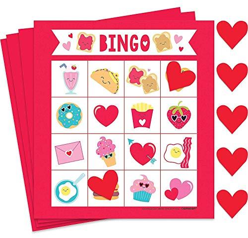 Amscan 399422 Bingo Game Multisizes -