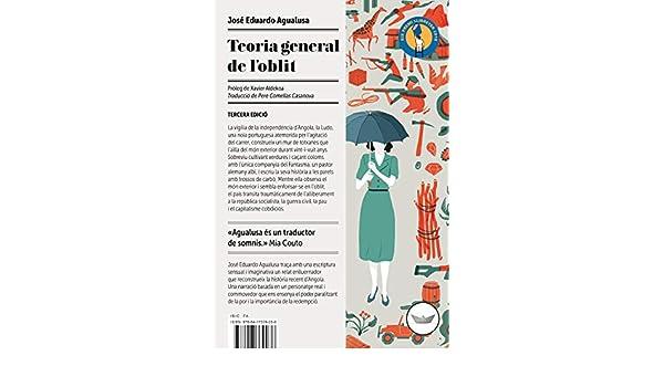 Teoria general de loblit (Antípoda nº 26) eBook: José Eduardo Agualusa, Xavier Aldekoa, Pere Comellas Casanova: Amazon.es: Tienda Kindle