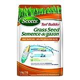 Scotts 12688 Turf Builder Grass Seed High Traffic Mix 3-1-0