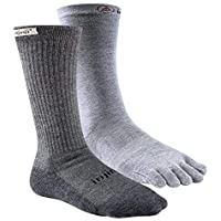 Injinji Women's Liner + Hiker Crew Socks