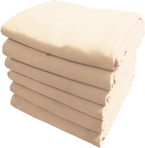 Poly Premier Drape – 3 x 12 Ft. Drape 34 H x 144 W Ivory