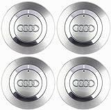 audi a6 wheel center cap - Luck16888 4 OEM Wheel Center Cap 8E0601165 for Audi 2002-2007 Audi A4 B6 16