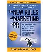 [NEW RULES OF MARKETING & PR] by (Author)Scott, David Meerman on Oct-04-11