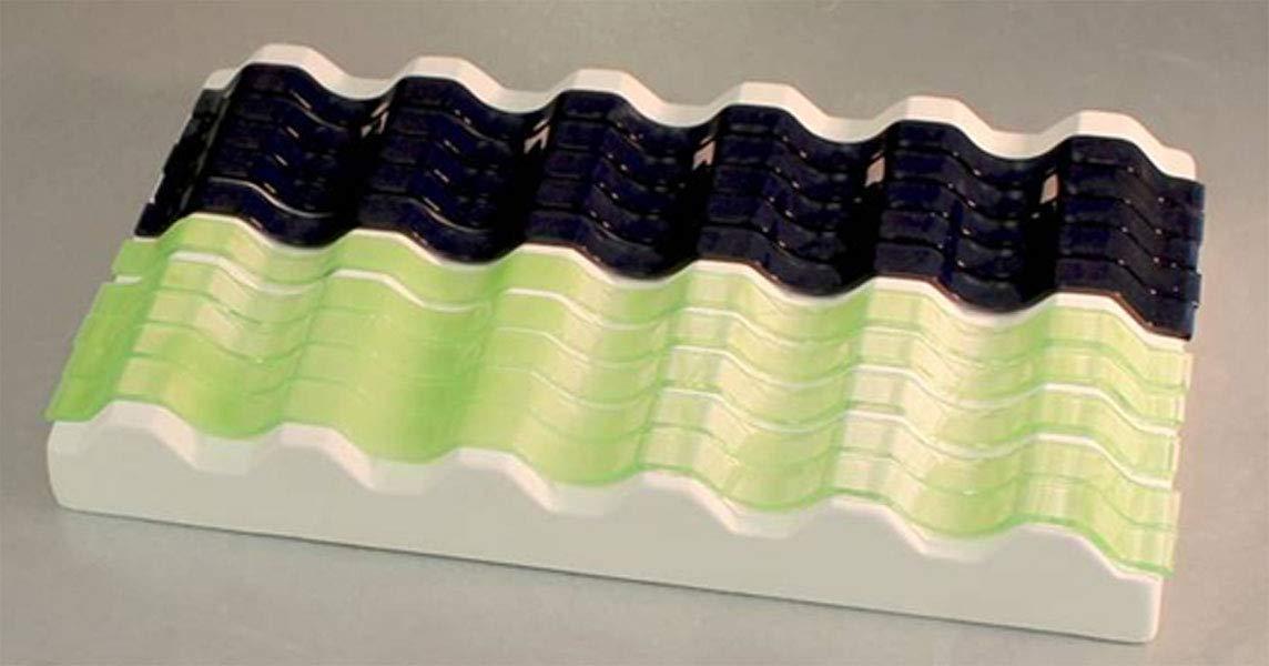 7'' X 13'' Weave Bar Mold