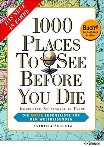 1000 Places To See Before You Die Buch E Book 9783848010004 Amazon Books