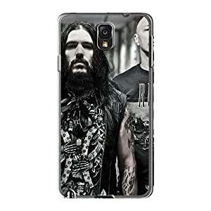 Protective Cell-phone Hard Cover For Samsung Galaxy Note3 With Unique Design Nice Kamelot Band Series InesWeldon