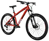 Diamondback Bicycles Sync'r Hard Tail Complete Mountain Bike, 20'/Large, Orange