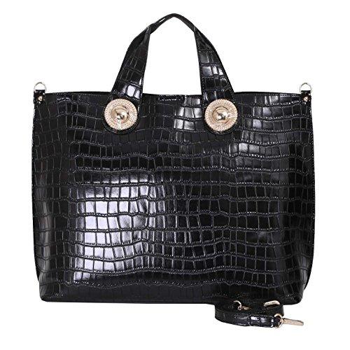 Versace Jeans Handtasche black_black x