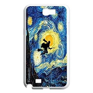 [AinsleyRomo Phone Case] For Samsung Galaxy Note 2 Case -Harry Potter - The Marauders Map-Style 19