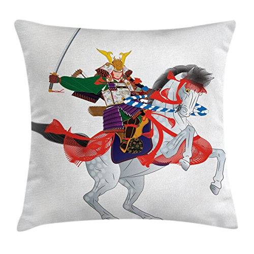 Soldier Throw Pillow - 3