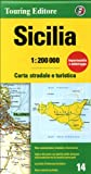 img - for Sicily Sicilia (Regional Road Map) book / textbook / text book