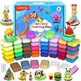 Modeling Clay Kit - 50 Colors Air Dry Magic