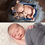 2Pcs-Baby-Newborn-Photo-Props-Wraps-Photography-Mat-DIY-Newborn-Baby-Photo-Blanket-Swaddle-Photography-Props-Wraps-Infant-Soft-Faux-Fur-Photography-Backdrops-Mat-Rug-for-Baby-Boys-Girls