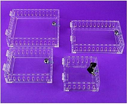 Faberplast Caja de Seguridad Termostato Plano, Metacrilato ...