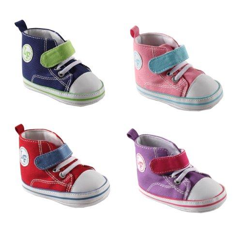 Color Block Hi-Top Sneaker