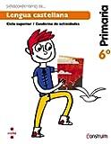 Supercompetents en... Lengua castellana. 6 Primaria. Construïm. Cuaderno
