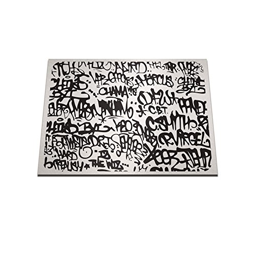 Graffiti Tags Vinyl Macbook Decal Cover for 13-inch Macbook