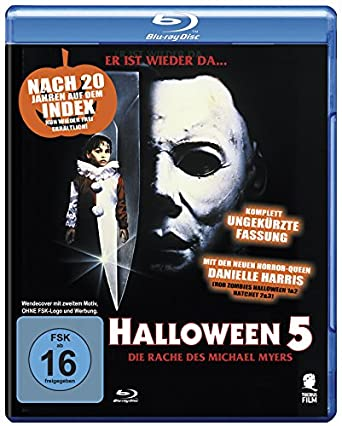 Halloween 2020 Nl Lori And Michael Amazon.com: Halloween 5   Die Rache des Michael Myers: Movies & TV