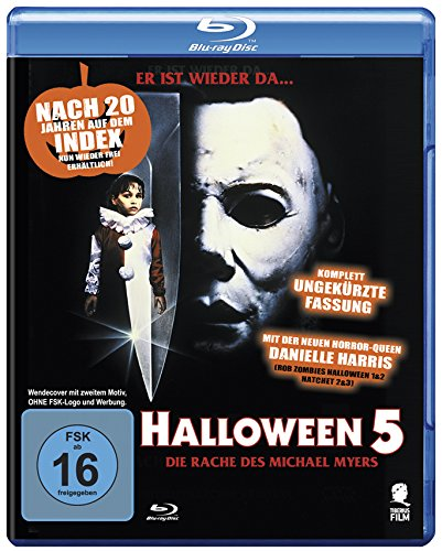 Halloween 5 - Die Rache des Michael Myers for $<!---->