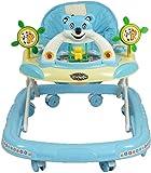 Panda Goyal's Baby Musical Walker - Blue
