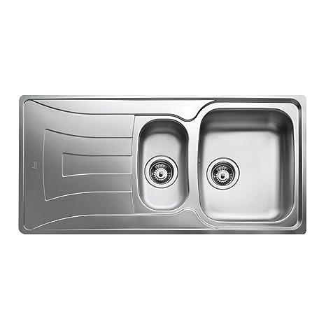 Teka CN - Lavello da cucina lavandino in acciaio inox lavello da ...
