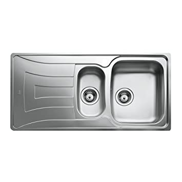 Küchenspüle Edelstahl Einbauspüle Spülbecken Edelstahlspüle Spüle auswahlbar