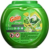 """Gain flings! plus Aroma Boost Laundry Detergent Pods, Original, 42 Count""""packaging may vary"""