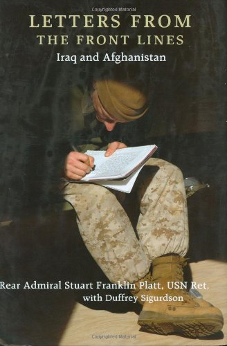 Read Online Letters from the Front Lines: Iraq and Afghanistan pdf epub