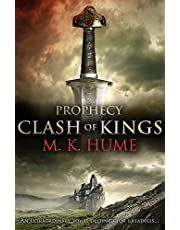 Prophecy: Clash of Kings (Prophecy Trilogy 1): The legend of Merlin begins