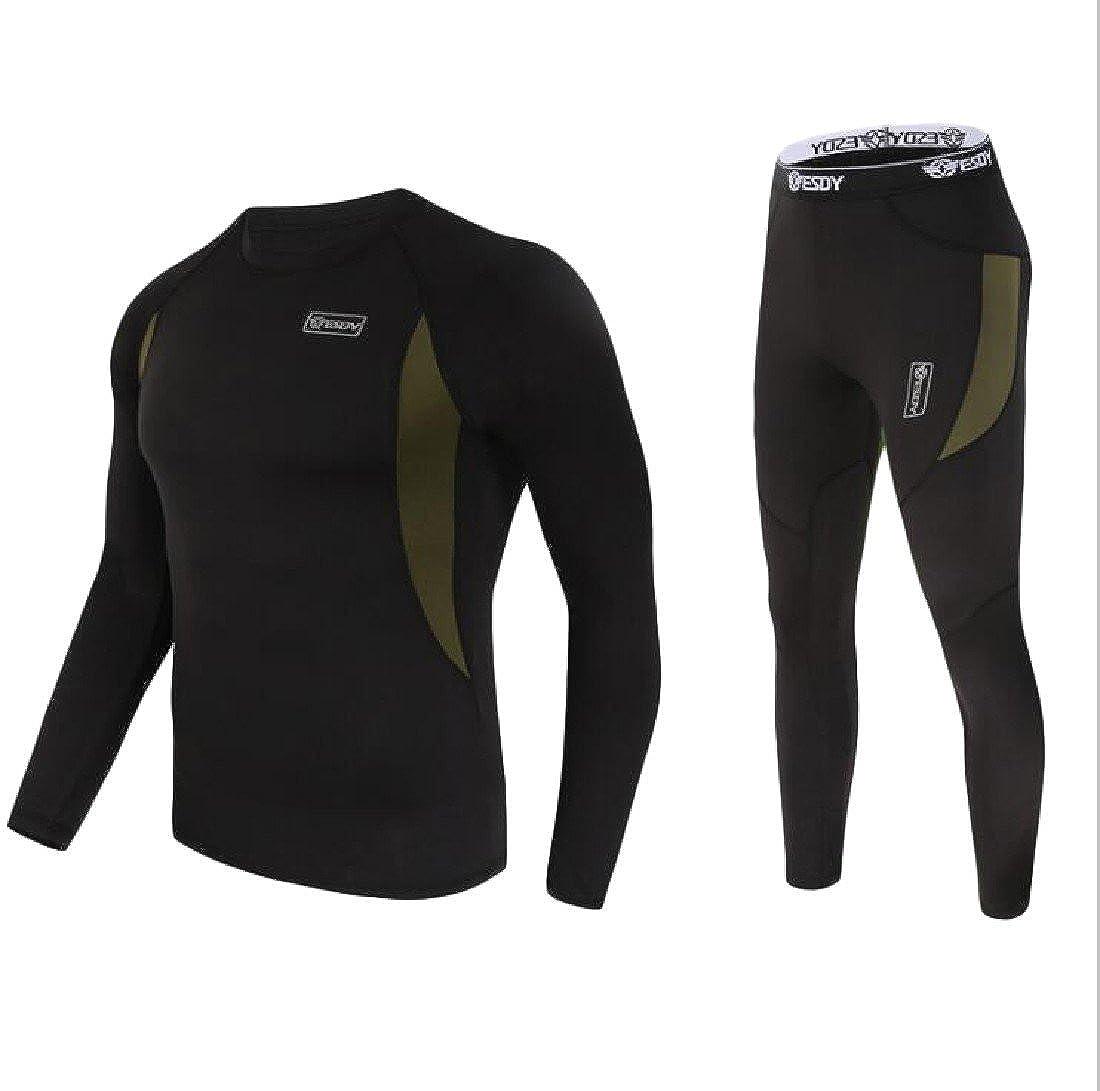 Abetteric Mens Gym Activewear Workout Oversize Running PJ Sleepwear Shorts Set