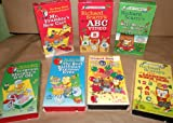 Richard Scarry VHS Video Set 7 Videos