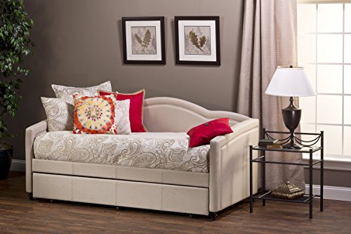 "Hillsdale 1119DBT Jasmine Daybed with Trundle, 39.75"" H x 83"
