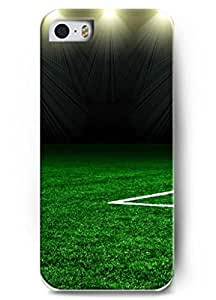 Popular Designed Stylish Series Case for iPhone 5 5S 5G with the Design of The Corner Of The soccer field BY Xincase