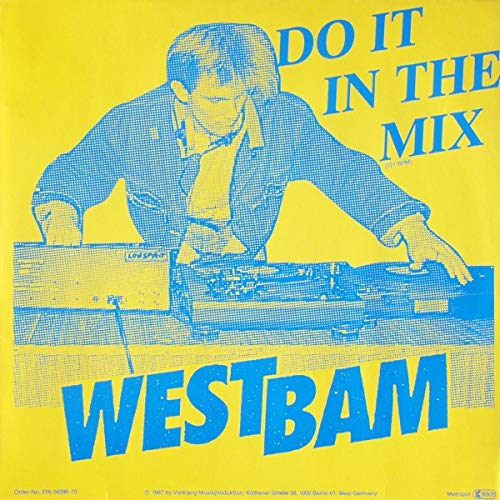 Westbam: Do It In The Mix [12