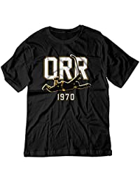 BSW YOUTH Bobby Orr 1970 Stanley Cup Finals Winning Goal Shirt