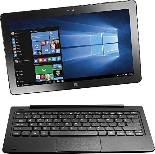 Insignia Flex Touchscreen NS-P11W7100 11.6-Inch 32GB 2in1 Tablet/Laptop with Keyboard Ful HD 1920×1080 Bluetooth Windows 10