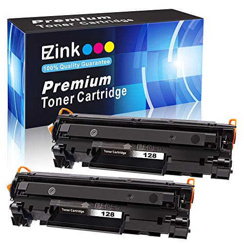 E-Z Ink  Compatible Ink Cartridge Replacement for Canon 128