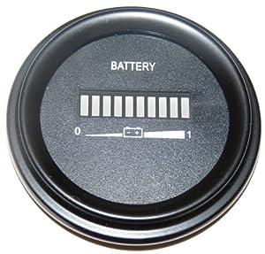 pro24rc 24 volt battery indicator meter. Black Bedroom Furniture Sets. Home Design Ideas